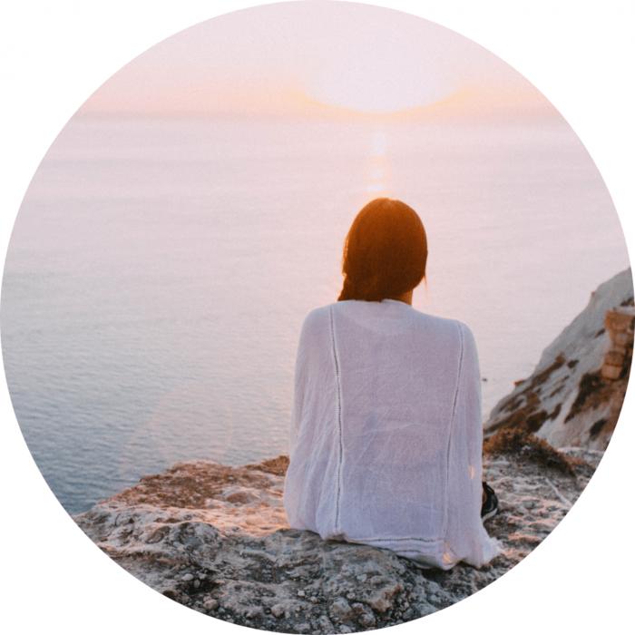 Nicole Reiter Life Psychology - Heilreise Meditation